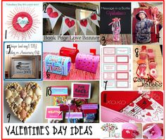 #Valentine's Day Ideas