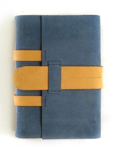 handmade leather journals