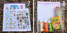 Capital B: Easy Camping Activity Bags and More