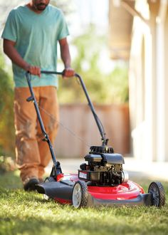 When it's time for a new lawn mower, be sure to take a look at The Home Depot's detailed lawn mower buyer's guide. It will help you choose exactly what's a good fit for your needs. Pin this now, consult it later.