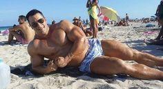 u need sun-blocking lotion, daddy?