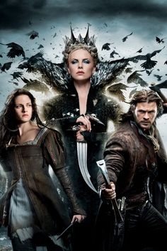 Snow White and The Huntsman I want to see this!!