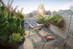 Contemporary Deck by Todd Haiman Landscape Design
