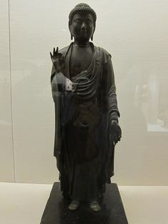 Statue of Buddha Amida by asianfiercetiger, via Flickr