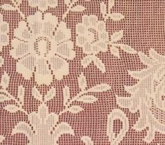 Detail from our great Kallie Lace Pattern.