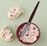 Strawberry-Peppercorn Butter - good on scones or biscuits. - Fine Cooking April 2013