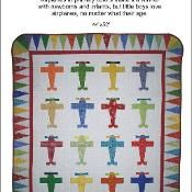 Fly Boy Quilt Pattern