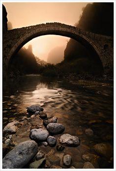 Bridges are beautiful.