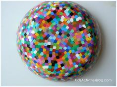 Melted Bead Projects with Children