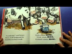 Click, Clack, Moo: Cows That Type -  Read Aloud