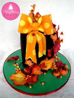 Bittersweet Fall Cake