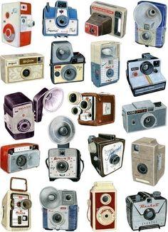cameras cameras cameras!