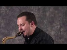 Ivan Renta, tenor sax solo
