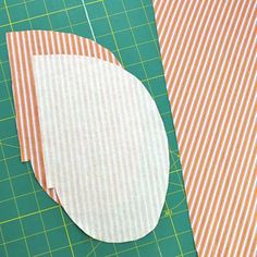 In seam pockets with french seams
