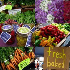 love farmers markets