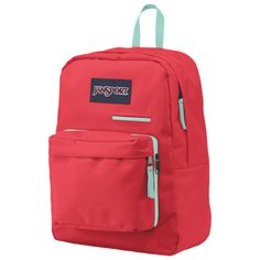 Coral and mint : key trends for Backpacks