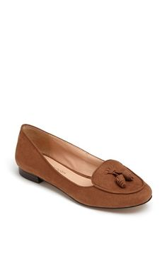 Julianne Hough for Sole Society 'Cambria' Smoking Slipper Flat | Nordstrom
