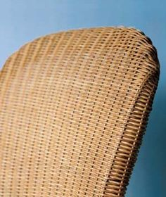 How to Clean Wicker Furniture  Use a soft scrub brush dampened with water and a mild oil-based soap, such as Murphy Oil Soap. Rinse by hosing down. For maintenance, hose down every few weeks to prevent dirt buildup in crevices.