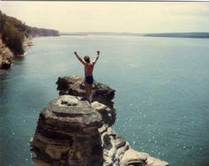 Pictured Rocks National Lakeshore, Michigan | 20 Places To Go Camping Before You Die