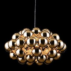 Innermost IM0015 Beads Octo Large Pendant Copper