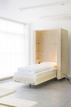 murphy bed..   I .like