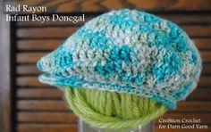 darn good yarn free crochet pattern