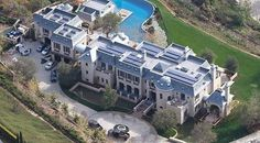 Here are the 20 most expensive athletes homes either on the market or once occupied by an athlete. Enjoy.