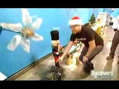 MythBusters Rube Goldberg Machine : simple machines