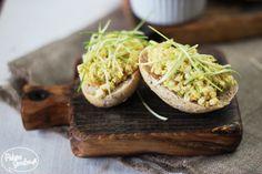 Paleta Smaku: Słodko-ostra pasta jajeczna z kiełkami pszenicy