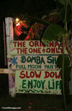 Bomba's Surfside Shack on Tortola