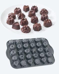 Tea Cakes Bundt Pan... I want this!!!