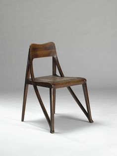 Chair by Richard Riemerschmid, 1898-99