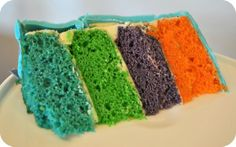 "multi colored cake Photo 1 of 35: Scooby Doo / Birthday ""Lachlan's 8th Birthday Party"" 