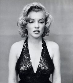 Marilyn Monroe by Richard Avedon