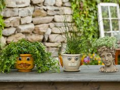 Personalize Your Planters