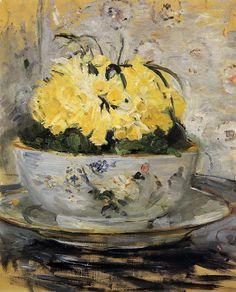 Daffodils - Berthe Morisot