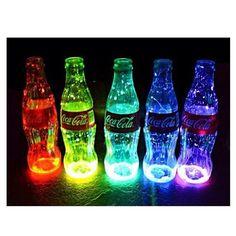 glow stick jars on pinterest glow jars fairy glow jars and glow. Black Bedroom Furniture Sets. Home Design Ideas