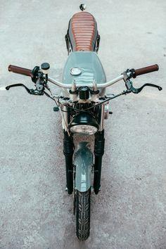 Yamaha XS 400 Custom - Silodrome