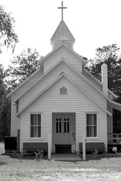 Old Country Church old white church, beauti church, hous, countri church, old country churches