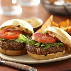 These Molasses BLT Sliders add sweet smoky flavor that will be a hit at any summer BBQ.