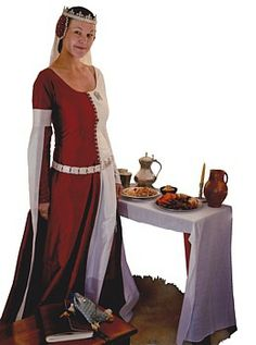 Nice site with information on clothing and patterns for the SCA time period.
