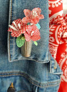 Washi Tape Flowers