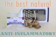 The BEST Natural Anti-Inflammatory