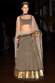 Vogue's Best Dressed 2012 Indian ethnic