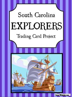 Ginger Snaps: SC Explorers Trading Cards