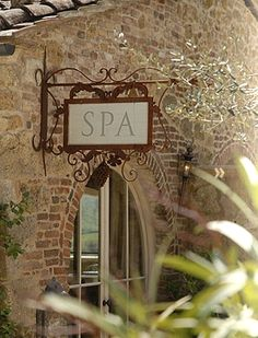 Spa ...oh yes
