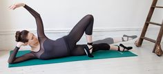 Victoria's Secret Angels' trainer Mary Helen Bowers shares how to get rid of thigh jiggle with her super-effective inner thigh workout.