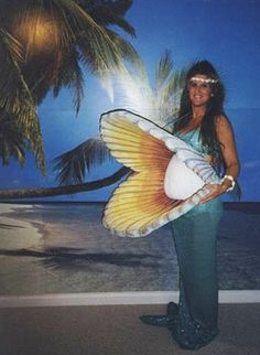 Mother of Pearl maternity costume