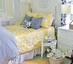 headboard, paint shutter, new bedroom, country bedrooms