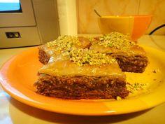 Baclava traditionala turceasca